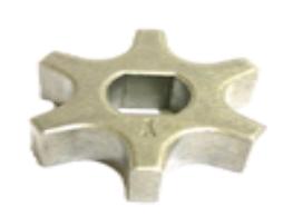 Rotita motrica pentru drujba electrica D-36,d8/10,H-9.5mm [0]