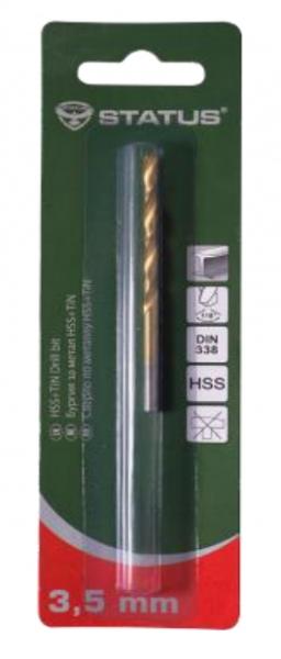 Burghiu STATUS pentru metal [0]