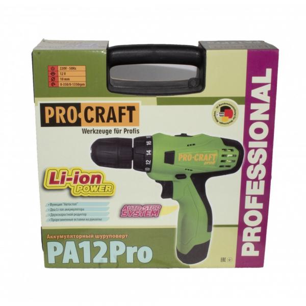 Autofiletanta PROCRAFT PA12 Pro [5]