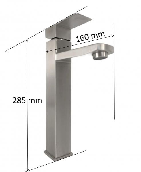 Baterie sanitara pentru chiuveta KUB-001-HIGH [3]