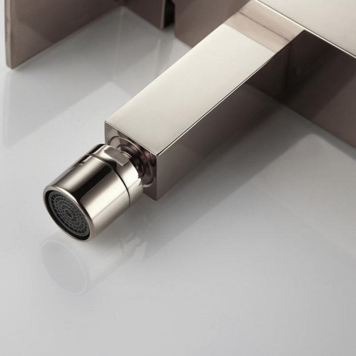 Baterie sanitara pentru bideu KUB-002, cap pipa rotativa [2]