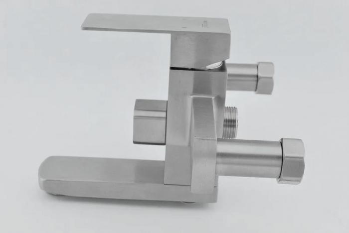 Baterie sanitara pentru dus Mixxus KUB-009-J, cu coloana telescopica , para dus [5]