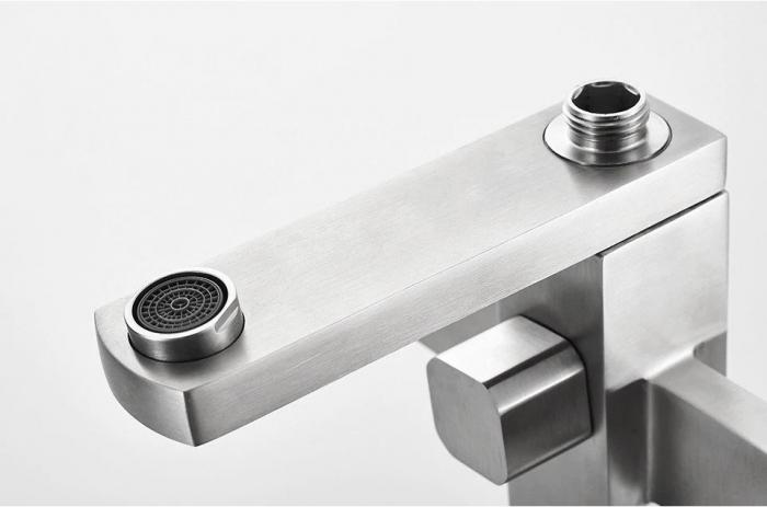 Baterie sanitara pentru dus sau cada baie Mixxus FIT-009, para dus inclusa [4]