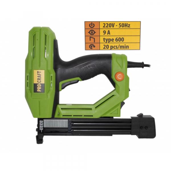 Capsator electric PROCRAFT PEH600 [2]