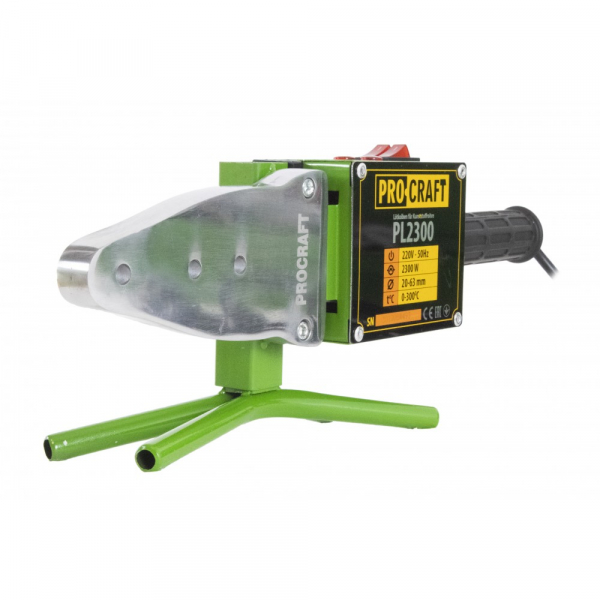 Ciocan electric de lipit tevi  PPR PROCRAFT PL2300 [6]