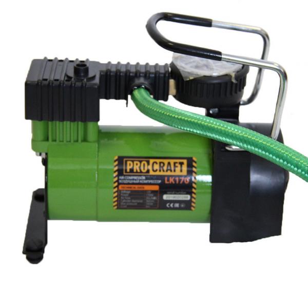 Compresor auto PROCRAFT LK170, presiune roti [1]