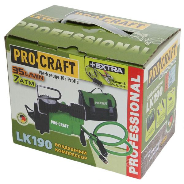 Compresor auto PROCRAFT LK190 [3]