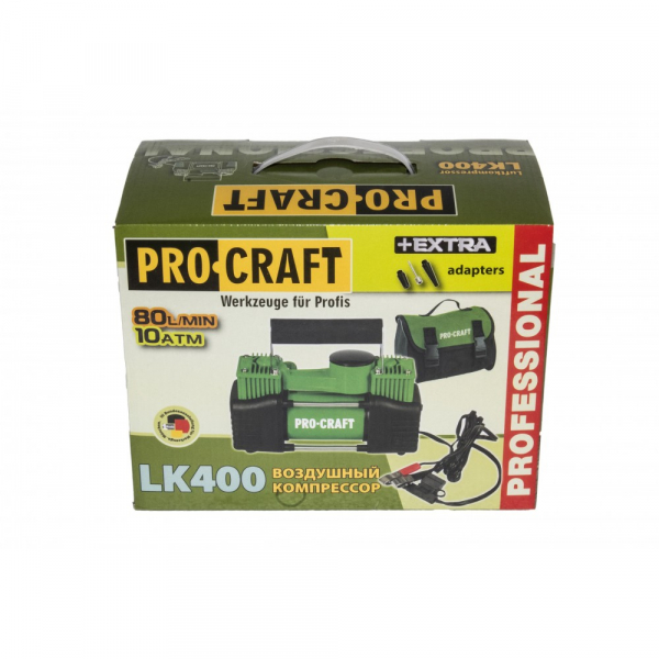 Compresor auto PROCRAFT LK400 [5]