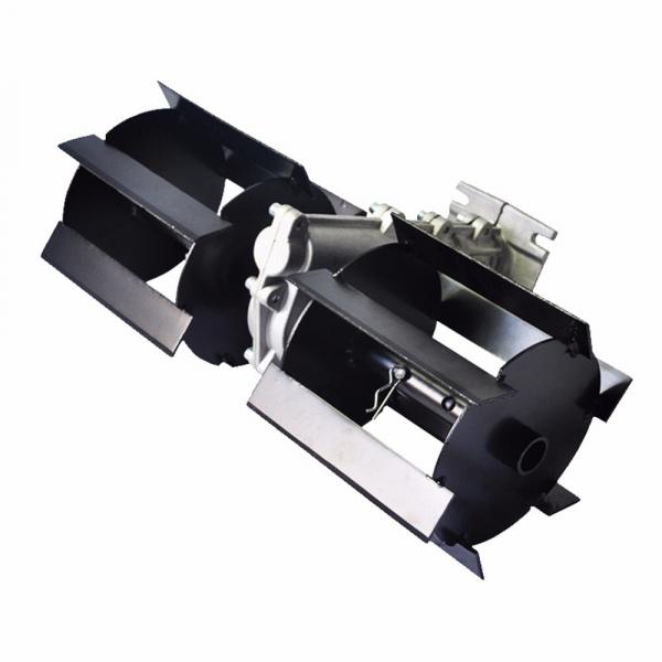 Prasitoare, freza pamant, pentru motocoasa 26mm 9T 13CM [2]