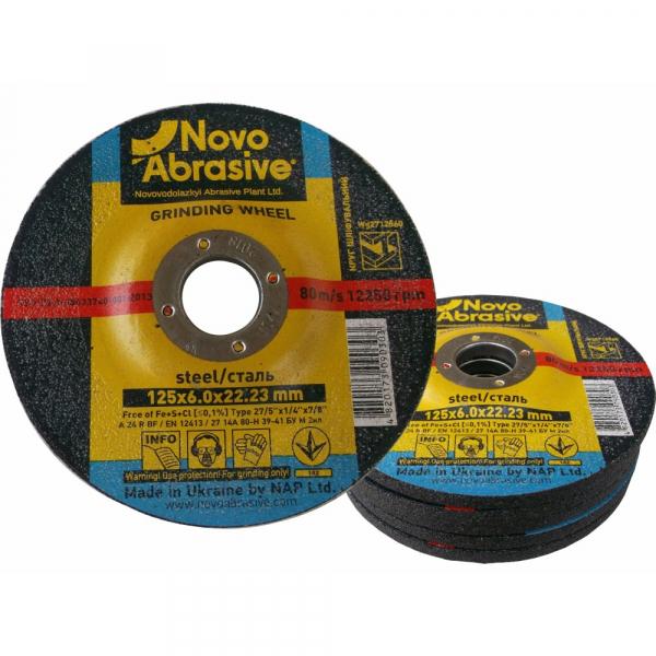 Disc abraziv pentru debitat metal [0]