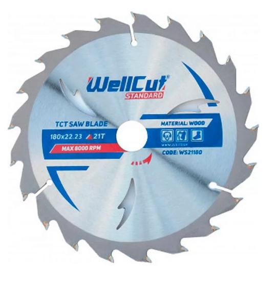 Disc lemn Wellcut [0]