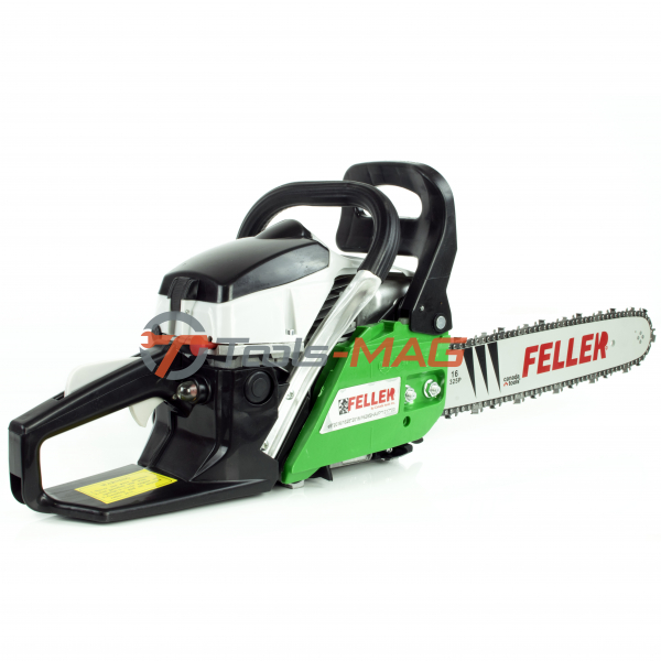 Drujba pe benzina Feller Canada ECS 400, 5.7 CP (4300 W) | 1 lama 40 cm | 1 lant 32 dinti [3]