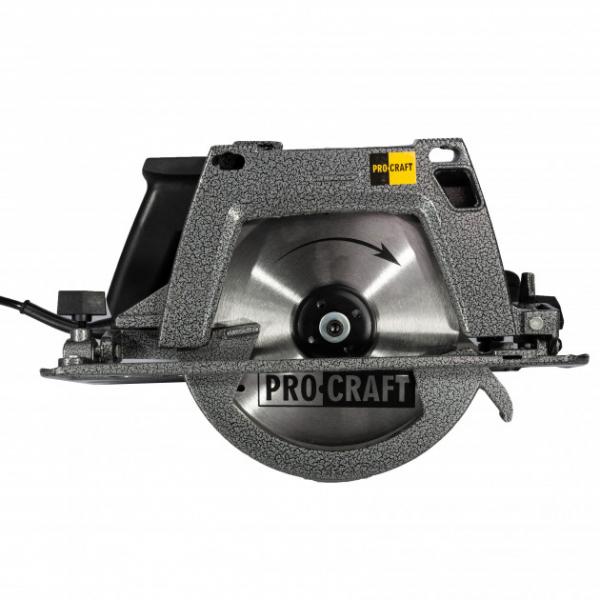 Fierastrau electric circular PROCRAFT KR2500 [1]