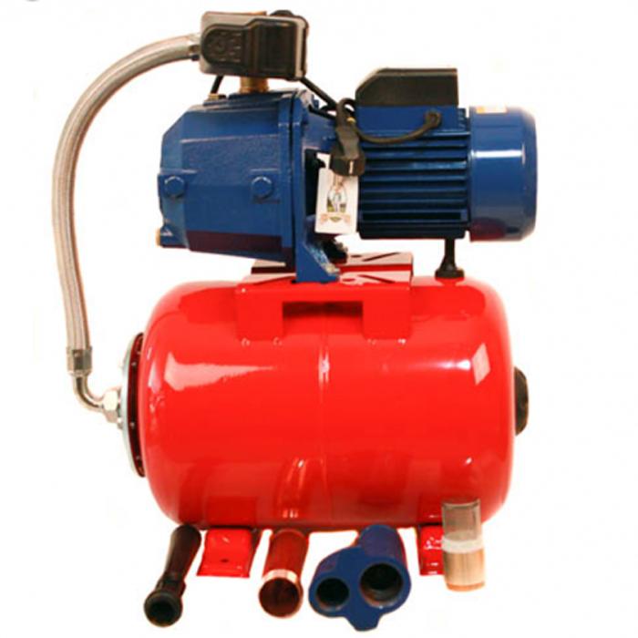 Hidrofor AUTO-JET Micul Fermier DP550 , 0.75 KW , 2.3 mc/h , cu ejector [0]
