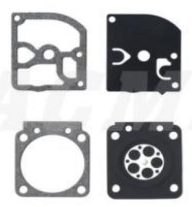 Kit reparatie carburator [0]