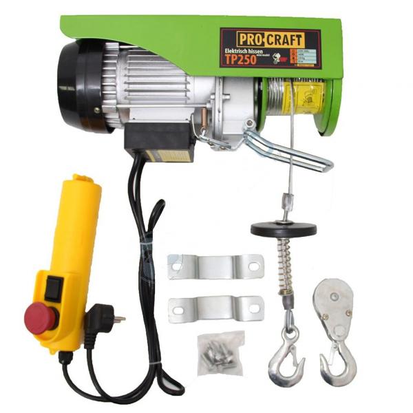Macara electrica PROCRAFT TP250 [1]