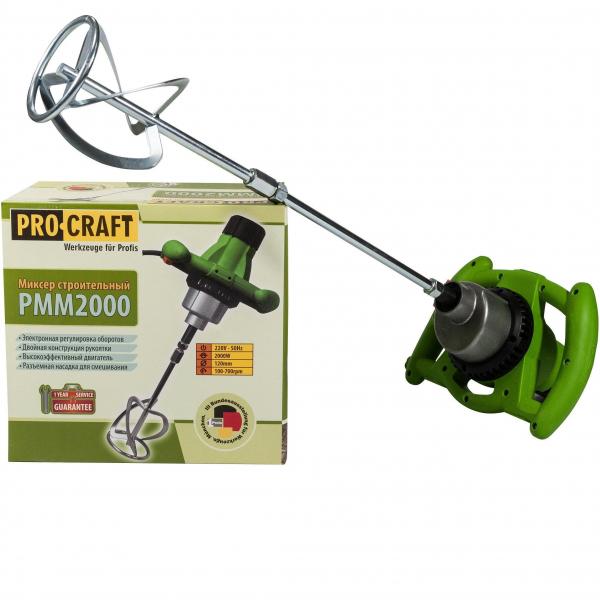 Mixer PROCRAFT PMM2000 [4]