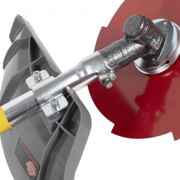Motocoasa ERA , 5.7 CP, 9000 rpm, motor 2 timpi, 4 sisteme de taiere, ham dublu, pornire usoara Smart Pull [2]