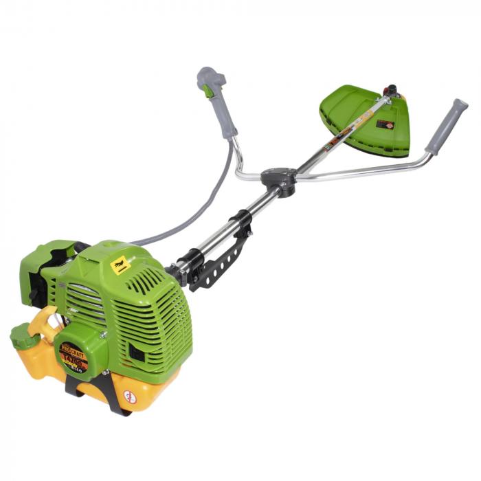 Motocoasa Procraft T4200 Pro, 6.1 CP, 9000 RPM, motor 2 timpi, 4 sisteme de taiere [3]