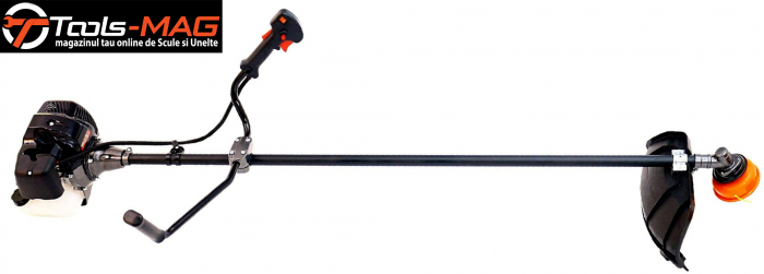 Motocoasa Yamamoto PRO, 6.7 CP, 9000 rpm , motor 2 timpi, 4 sisteme de taiere, pornire usoara Smart Pull [4]