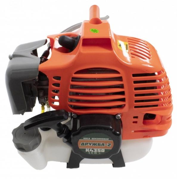 Motocoasă DRUJBA K4350 , 4.8 CP, 9000 rpm, motor 2 timpi, 2 sisteme de taiere [3]