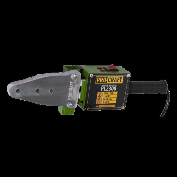 Ciocan electric de lipit tevi  PPR PROCRAFT PL2300 [0]