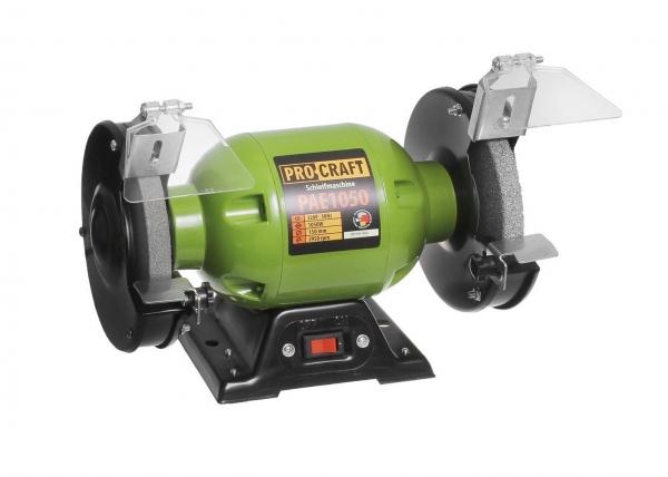 Polizor ProCraft PAE1050 | 1050W | 2 discuri de granulatie diferita [0]