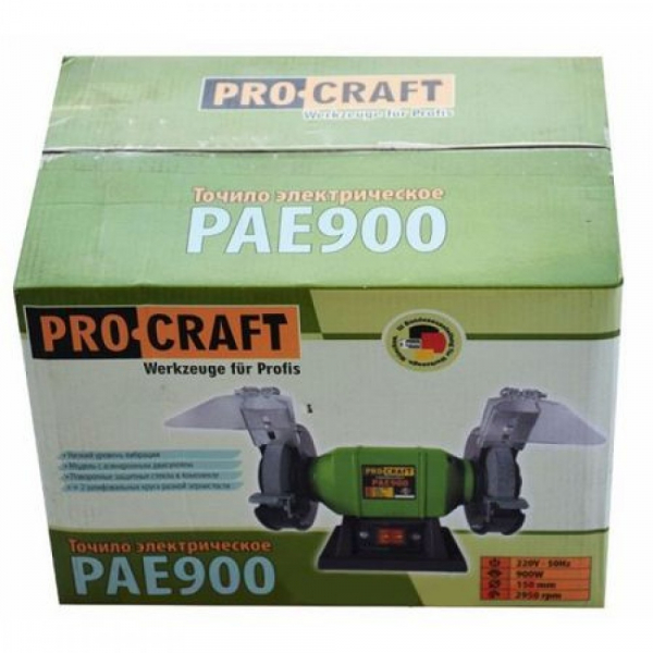 Polizor PROCRAFT PAE900 [6]