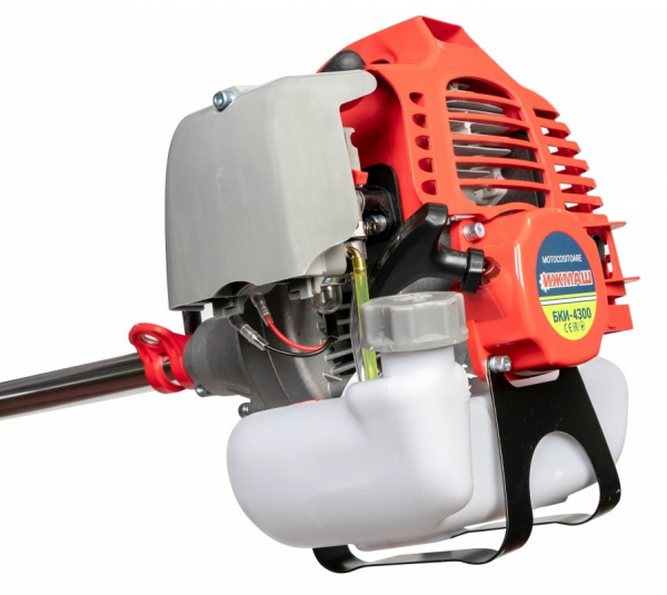 Motocoasa IJMASH BKI4300, 5.8 CP, 9000 rpm, motor 2 timpi, 3 sisteme de taiere [4]