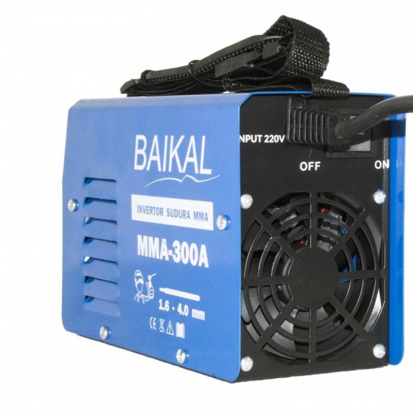Aparat de sudura Baikal 300A + Masca automata   MMA [2]