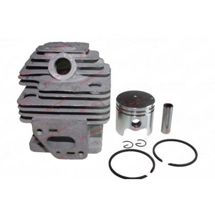 Set motor motocoasa compus din piston, segmenti, bolt, siguranta, colivie TL33 [0]