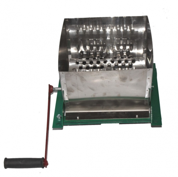 Tocator de radacini tip tambur KOZA-NOVA , cuva completa din inox [0]