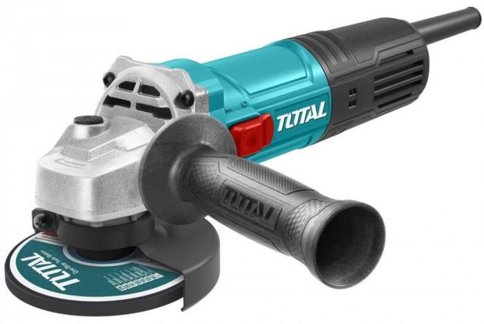 TOTAL - Polizor unghiular - 115mm - 750W (INDUSTRI [0]