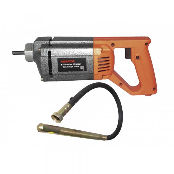 Vibrator beton electric de mana ZPN35  + lance 35mm*1.5m [0]