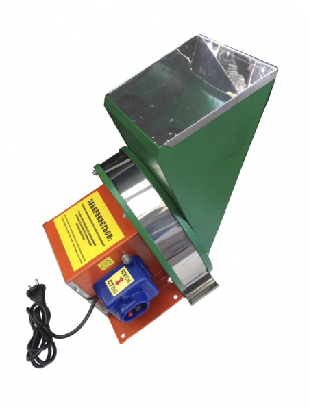Zdrobitor tip razatoare   electric   pentru fructe si legume   1.8 kW [0]