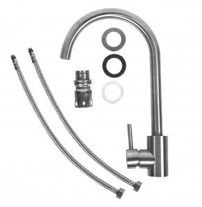 Baterie sanitara pentru chiuveta MIXXUS SUS-011 CHROME [3]
