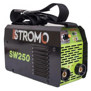 Aparat de sudura STROMO SW250 + Masca automata Stromo | MMA [1]