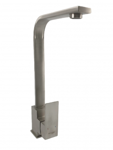 Baterie sanitara pentru chiuveta MIXXUS KUB-011, pipa inalta [1]