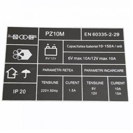 Incarcator invertor auto ProCraft PZ10M, redresor [4]