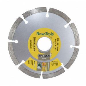 Disc diamantat NovoTools Basic Segmentat [0]
