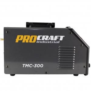 Aparat de sudura ProCraft Germany TMC300 + Masca automata | MMA; MIG-MAG; TIG-WIG; PLASMA [3]