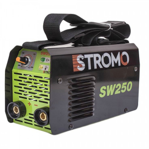 Aparat de sudura STROMO SW250 + Masca automata Stromo | MMA [3]