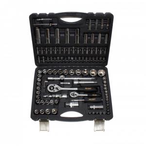 Trusa cu chei tubulare Procraft WS-108 pentru mecanici auto si nu numai. Set 108 bucati. [0]