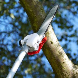 Accesoriu motocoasa cu lama / lant tip drujba - pentru taiat pomi, crengi - 28 mm 9 caneluri [0]