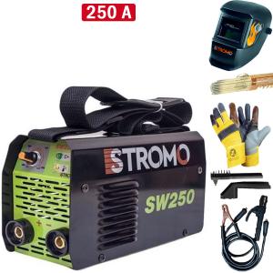 Aparat de sudura STROMO SW250 + Masca automata Stromo | MMA [0]