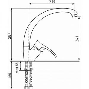 Baterie chiuveta ULGRAN 001-307 [1]
