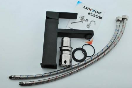 Baterie sanitara pentru chiuveta KUB-001 BLACK [6]