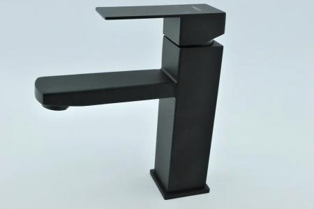 Baterie sanitara pentru chiuveta KUB-001 BLACK [1]