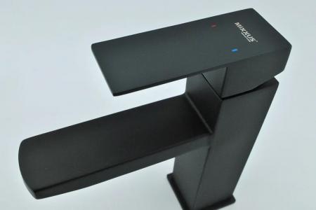 Baterie sanitara pentru chiuveta KUB-001 BLACK [3]