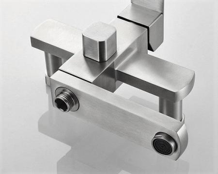 Baterie sanitara pentru dus sau cada baie Mixxus FIT-009, para dus inclusa [2]